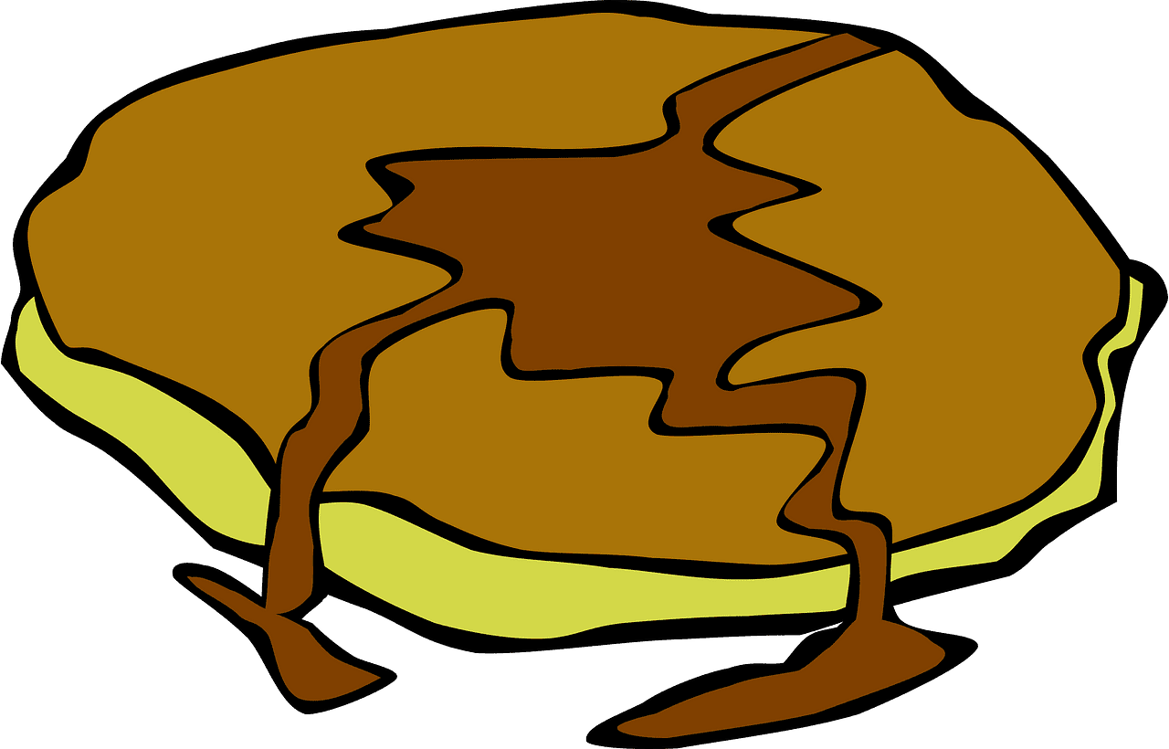 Pancake clipart transparent