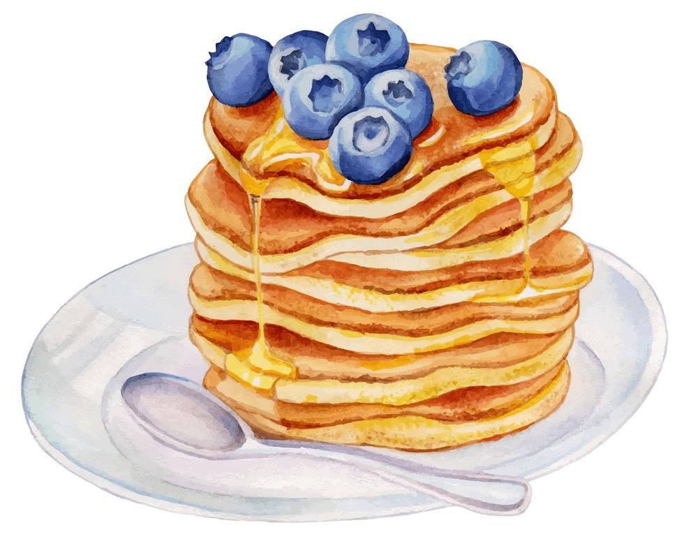 Pancakes clipart download