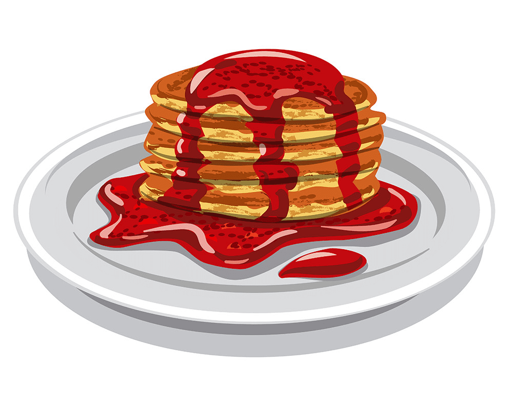 Pancakes clipart png download