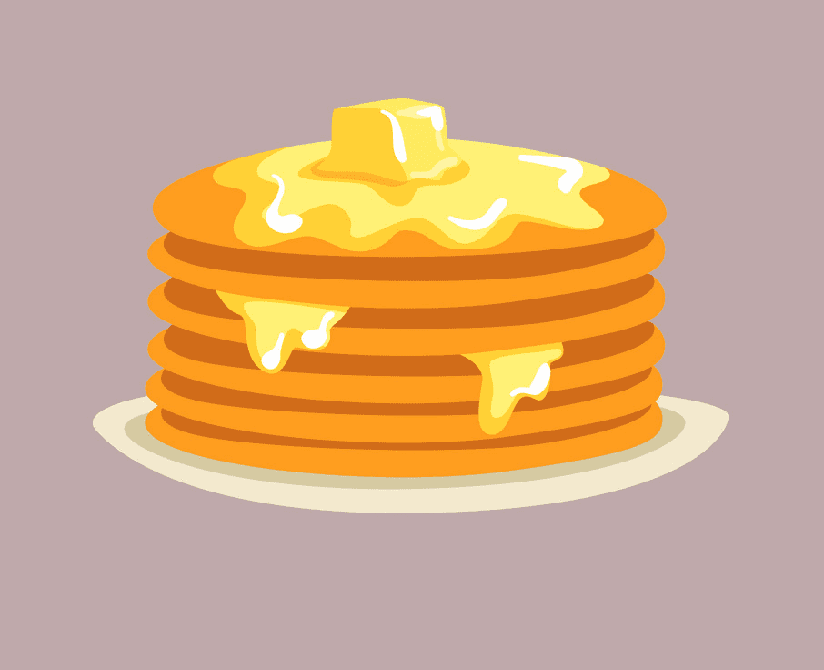 Pancakes clipart png free