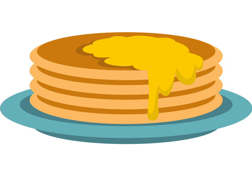 Pancakes clipart png image