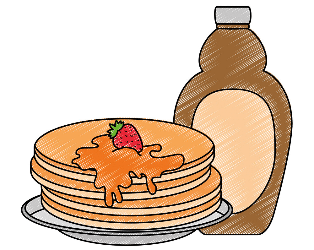 Pancakes clipart png images