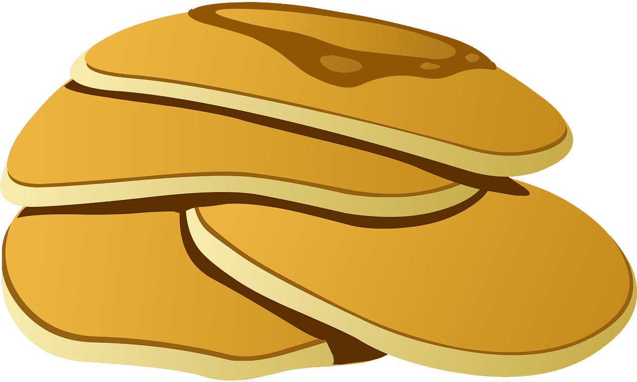 Pancakes clipart transparent 15