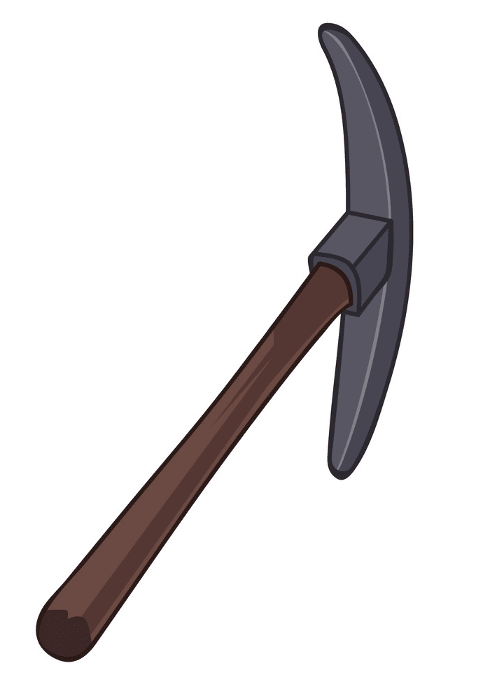 Pick Axe clipart image
