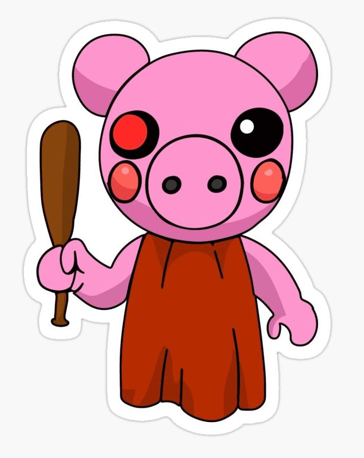 Piggy Roblox clipart download