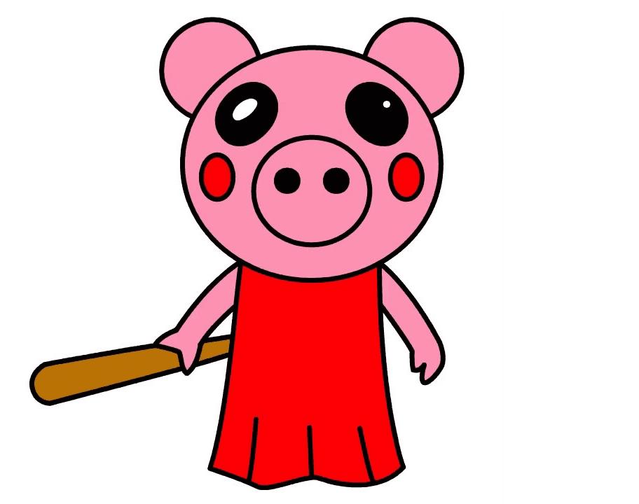 Piggy Roblox clipart images