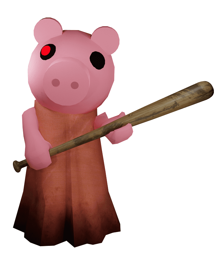 Piggy Roblox clipart png