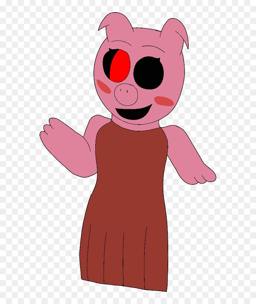 Piggy Roblox clipart