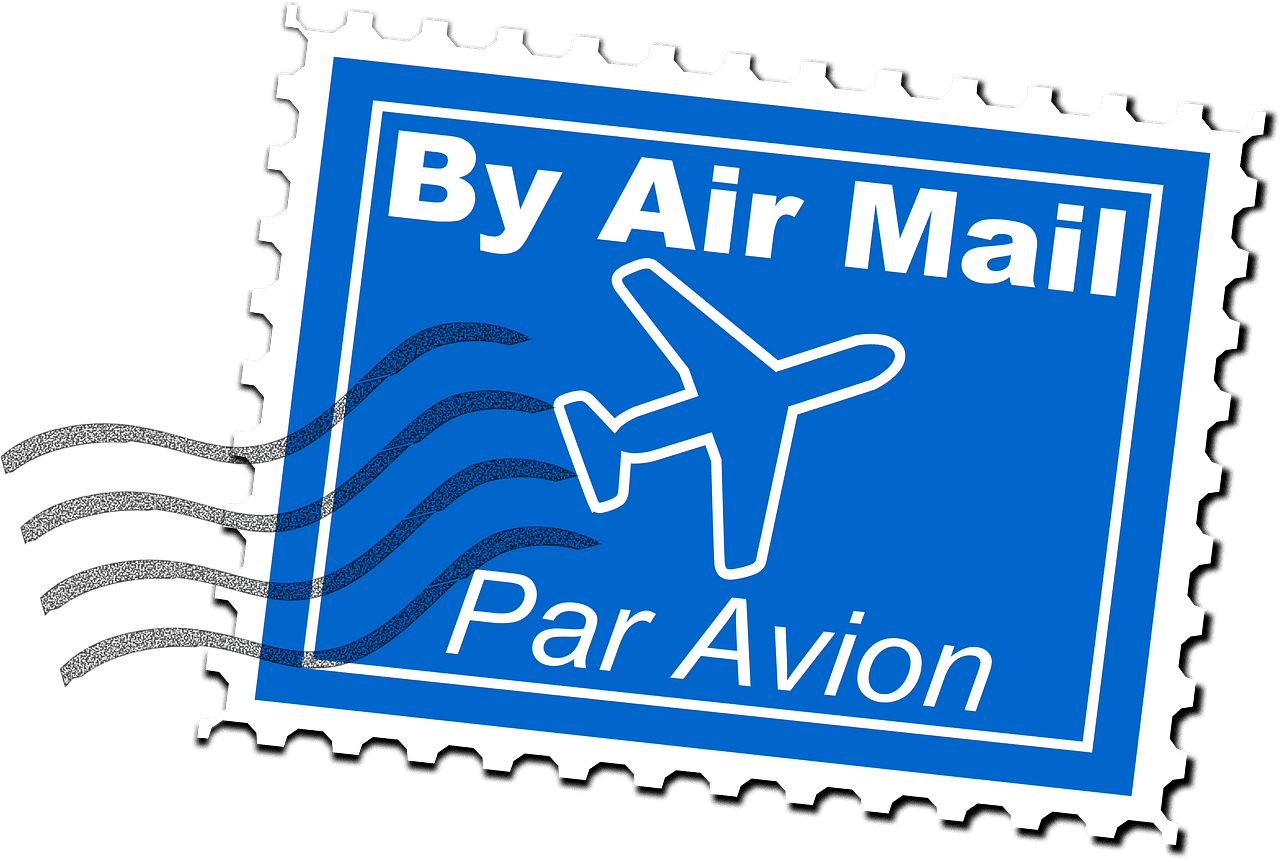 Postage Stamp clipart transparent