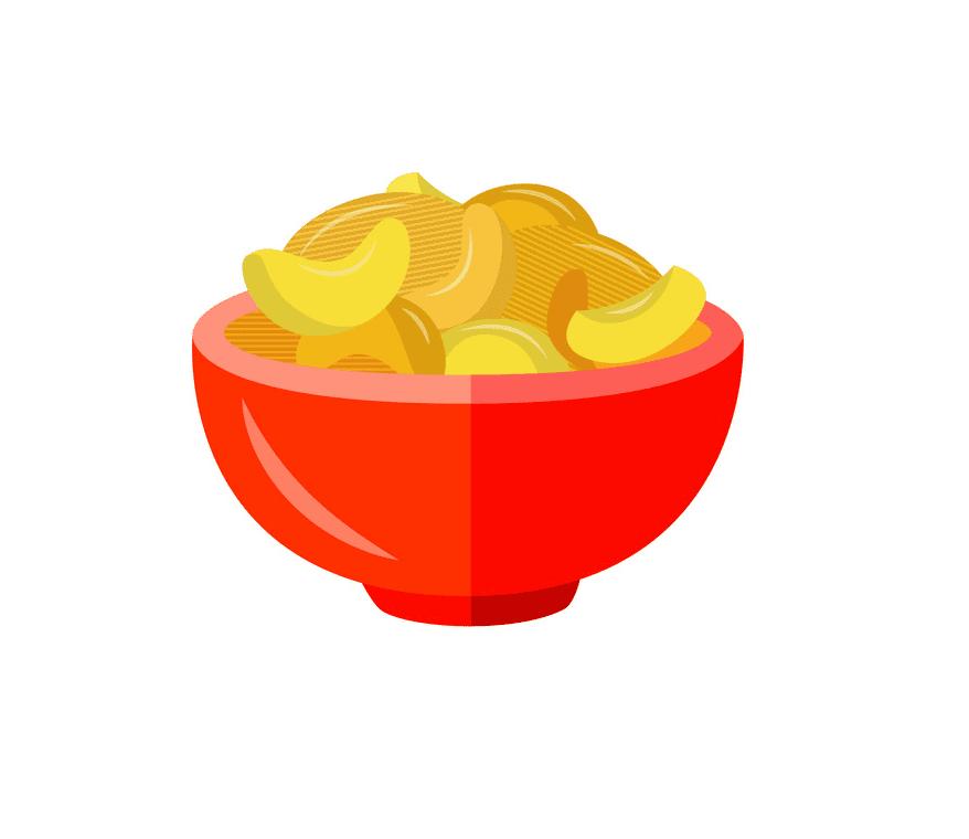 Potato Chips clipart image