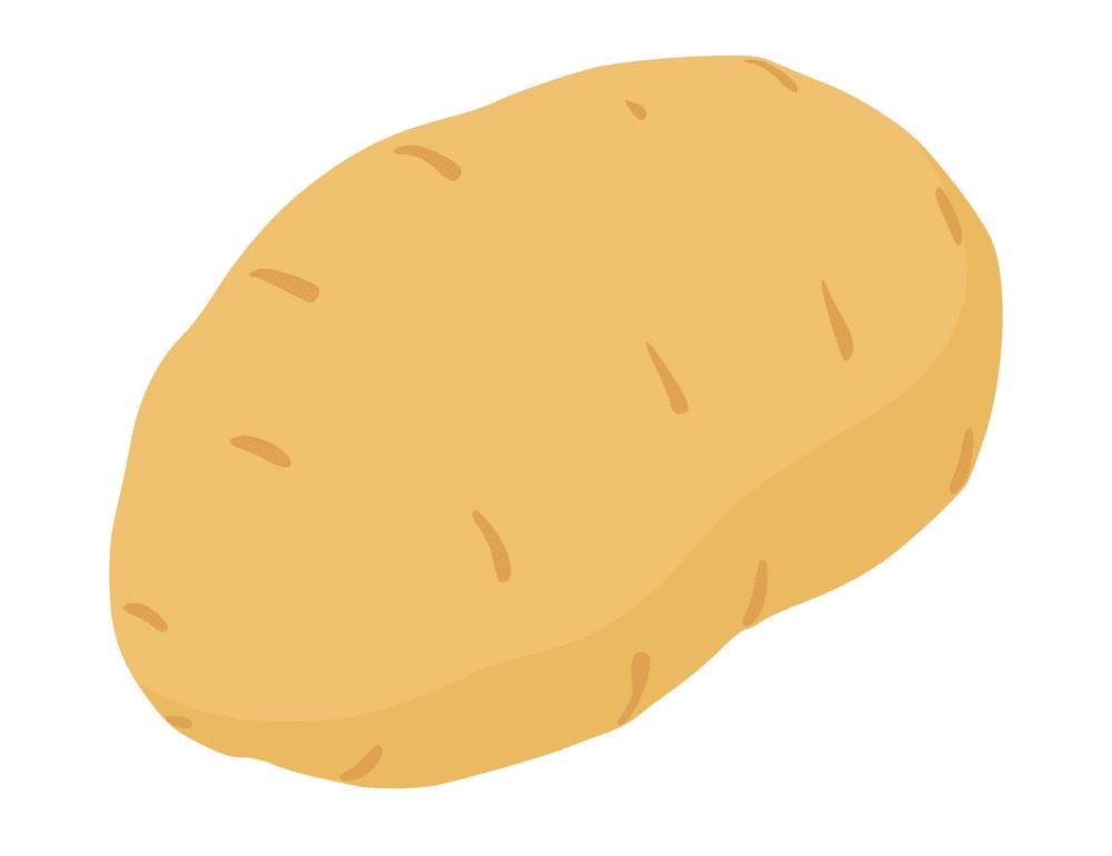Potato clipart images
