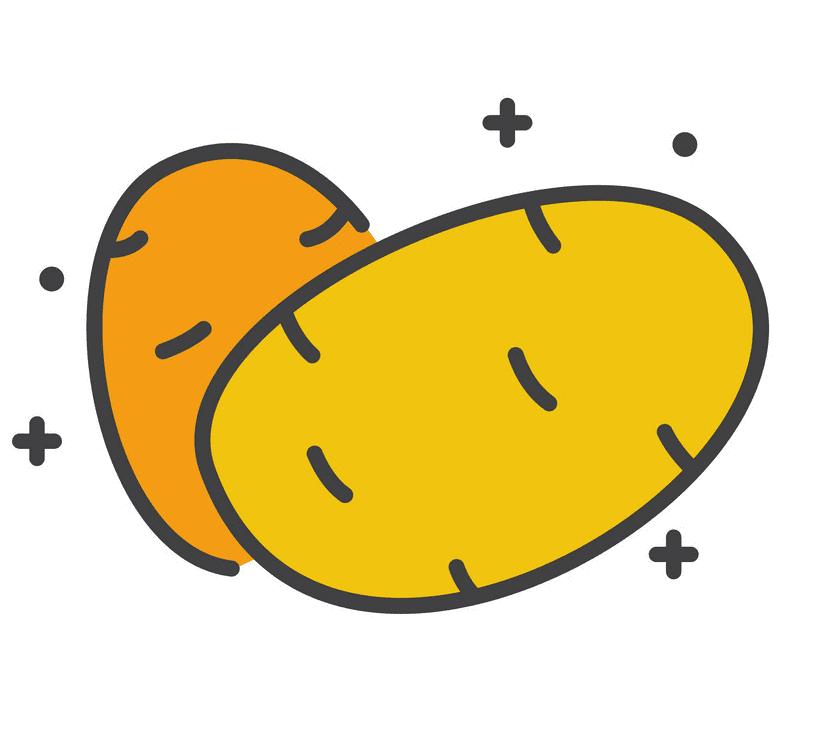 Potato clipart png picture