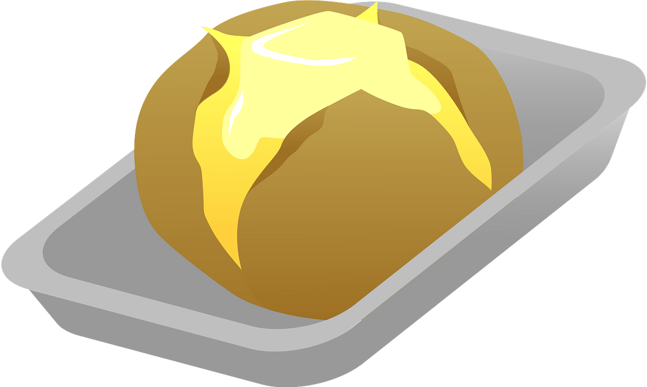 Potato clipart transparent background