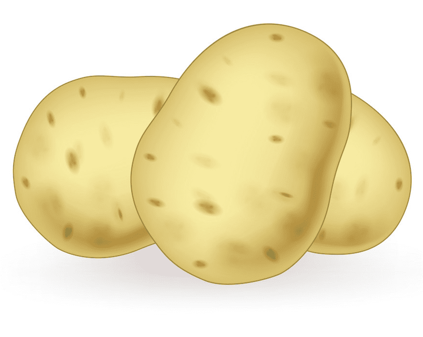 Potatoes clipart download