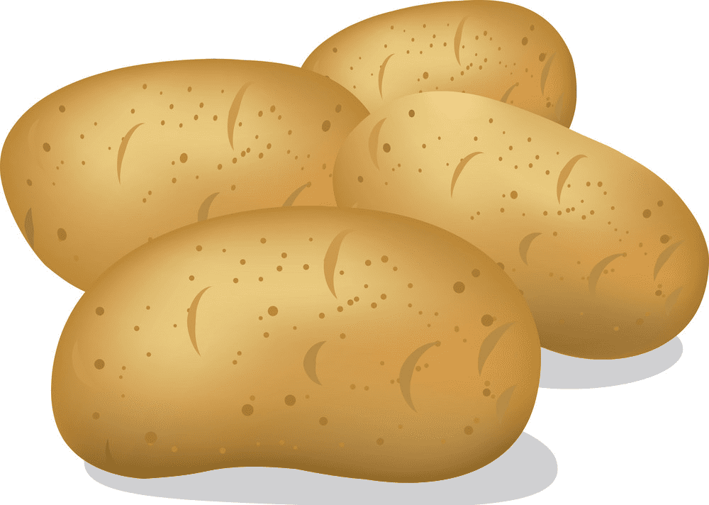 Potatoes clipart images