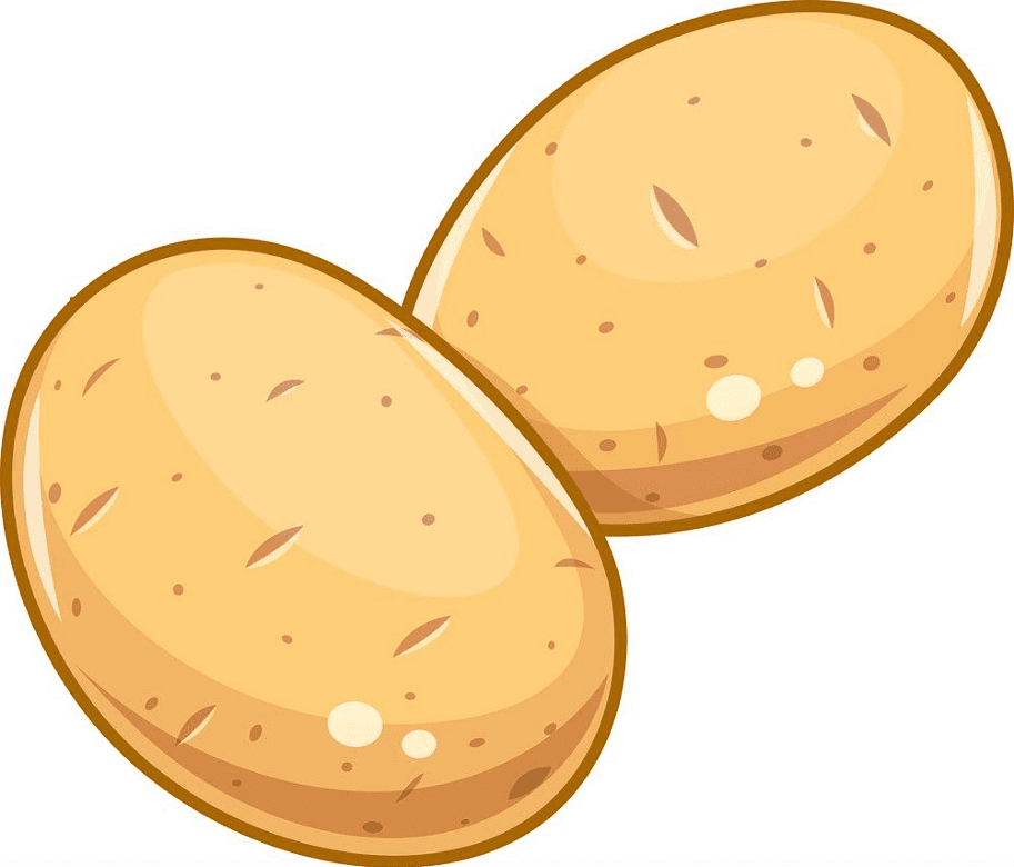 Potatoes clipart png free