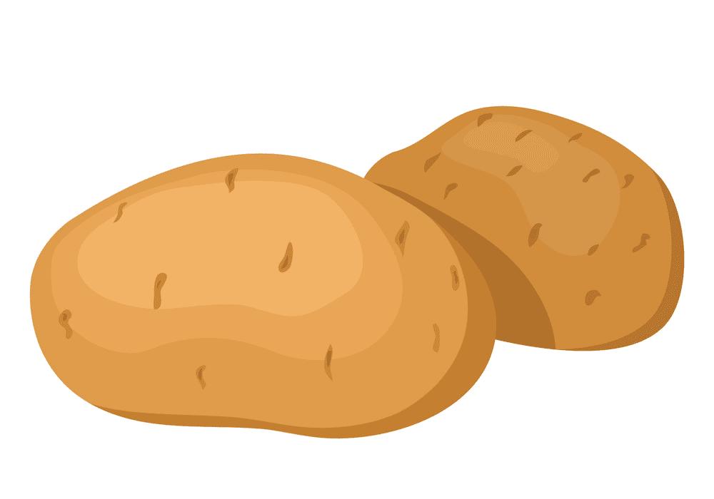 Potatoes clipart png