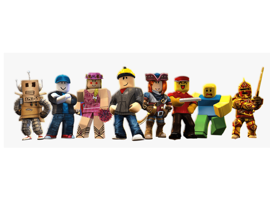 Roblox clipart for free