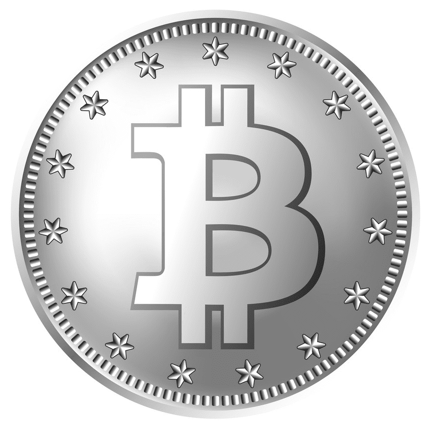 Silver Coin clipart image
