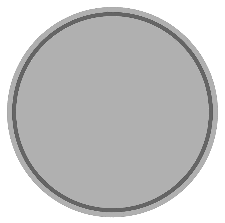 Silver Coin clipart picture