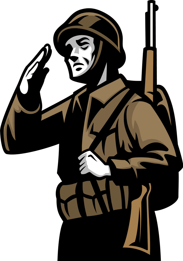 Soldier clipart png free