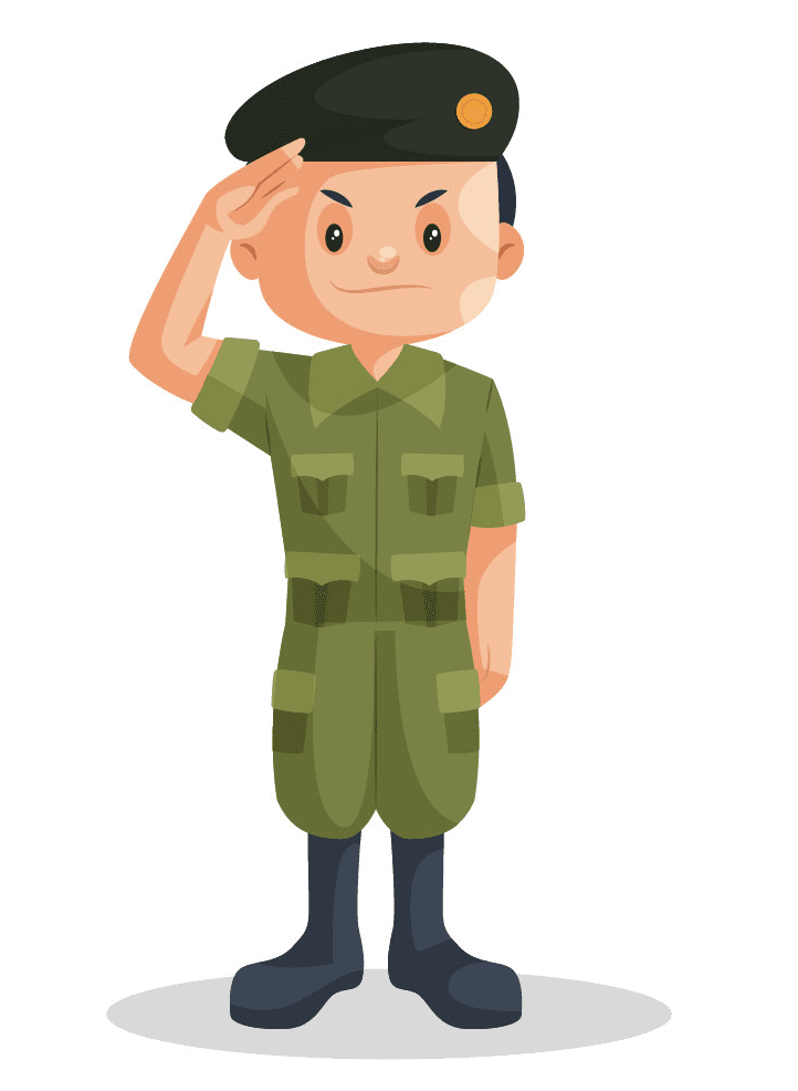 Soldier clipart png image