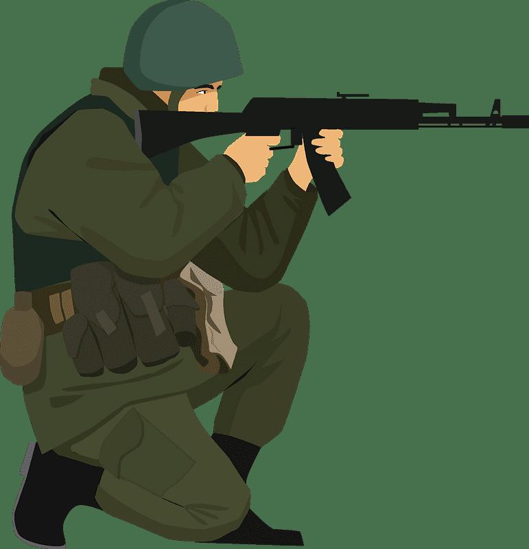 Soldier clipart transparent download