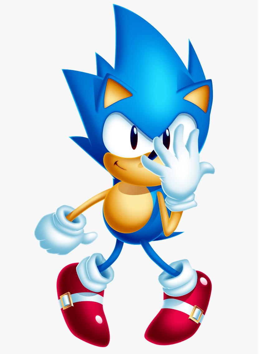 Sonic clipart 10