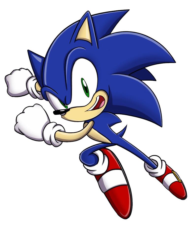 Sonic clipart 2