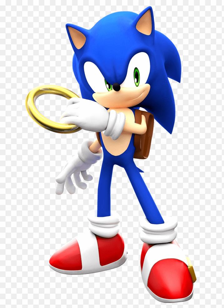 Sonic clipart 8