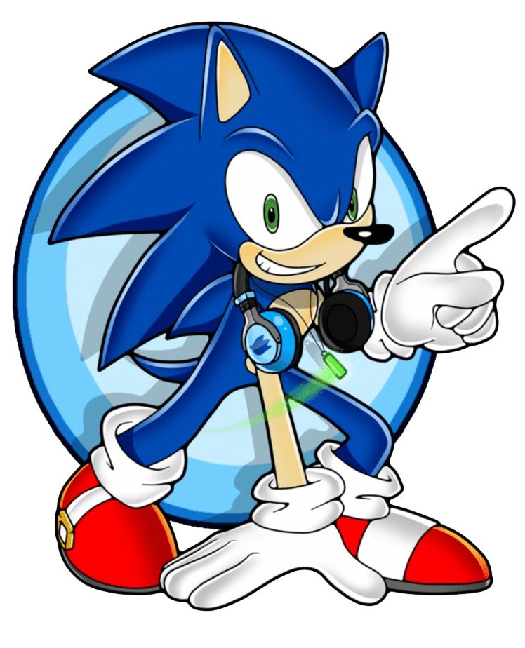 Sonic clipart 9