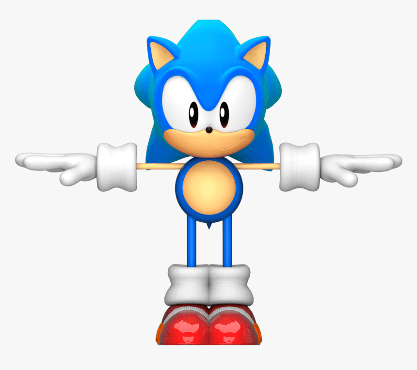 Sonic clipart free 2