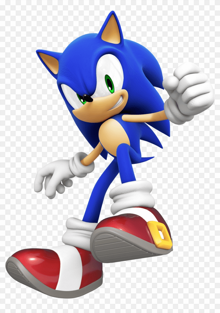 Sonic clipart free 4