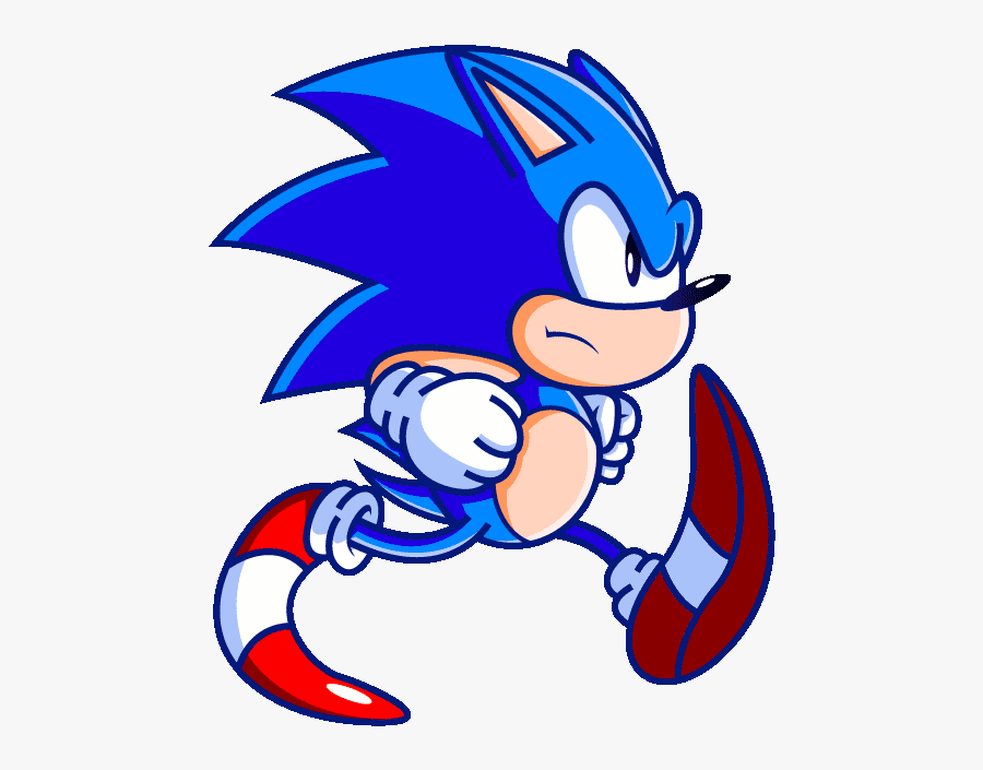Sonic clipart free 9