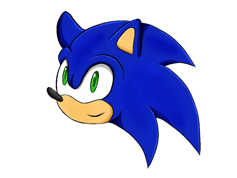 Sonic clipart free download