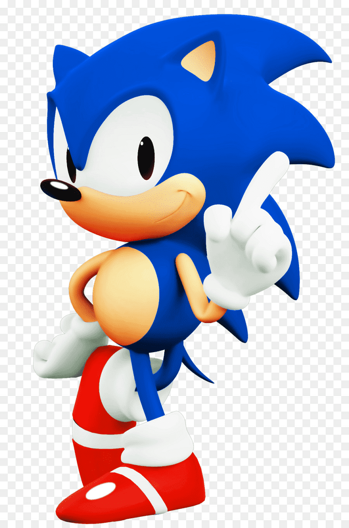 Sonic clipart free picture