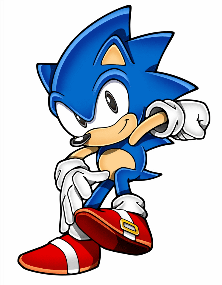 Sonic clipart png download