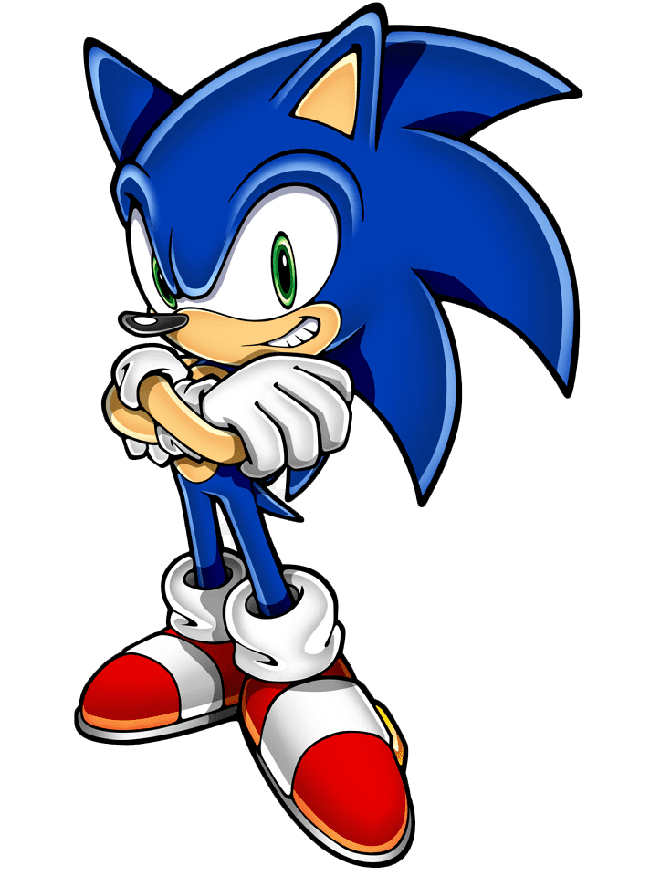 Sonic clipart png