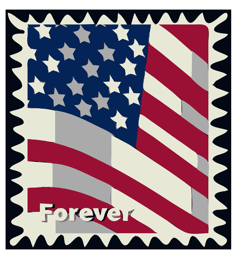 Stamp clipart image