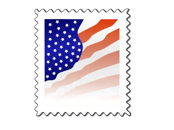 Stamp clipart picture