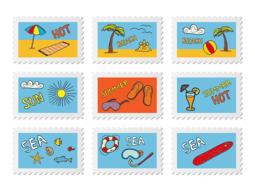 Stamp clipart png free