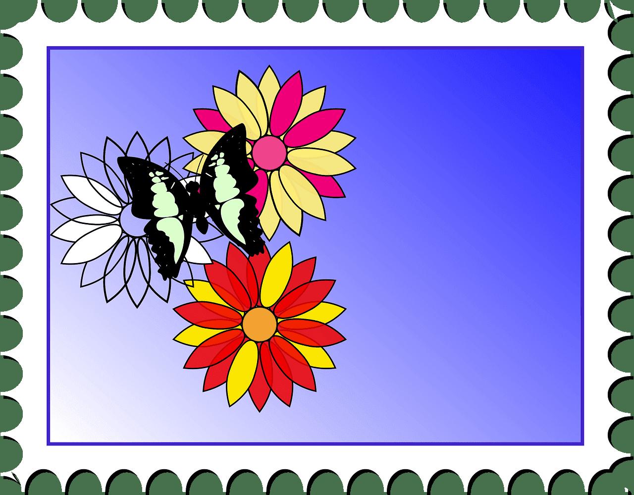 Stamp clipart transparent 1