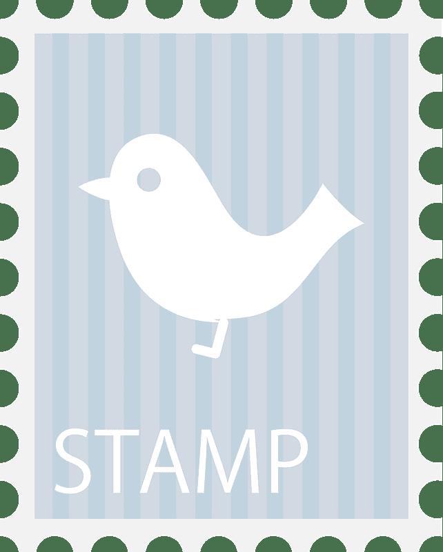 Stamp clipart transparent 14