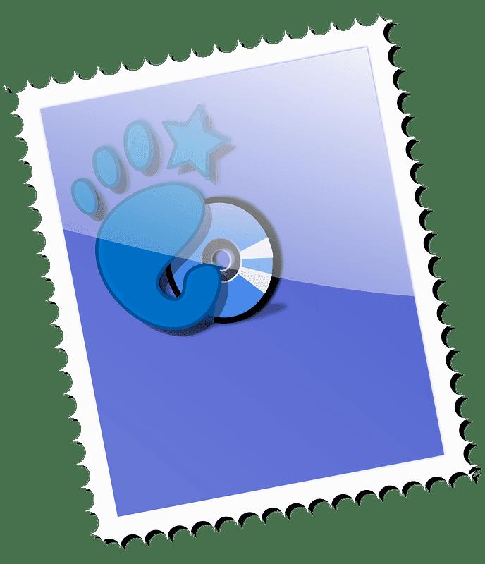 Stamp clipart transparent 2