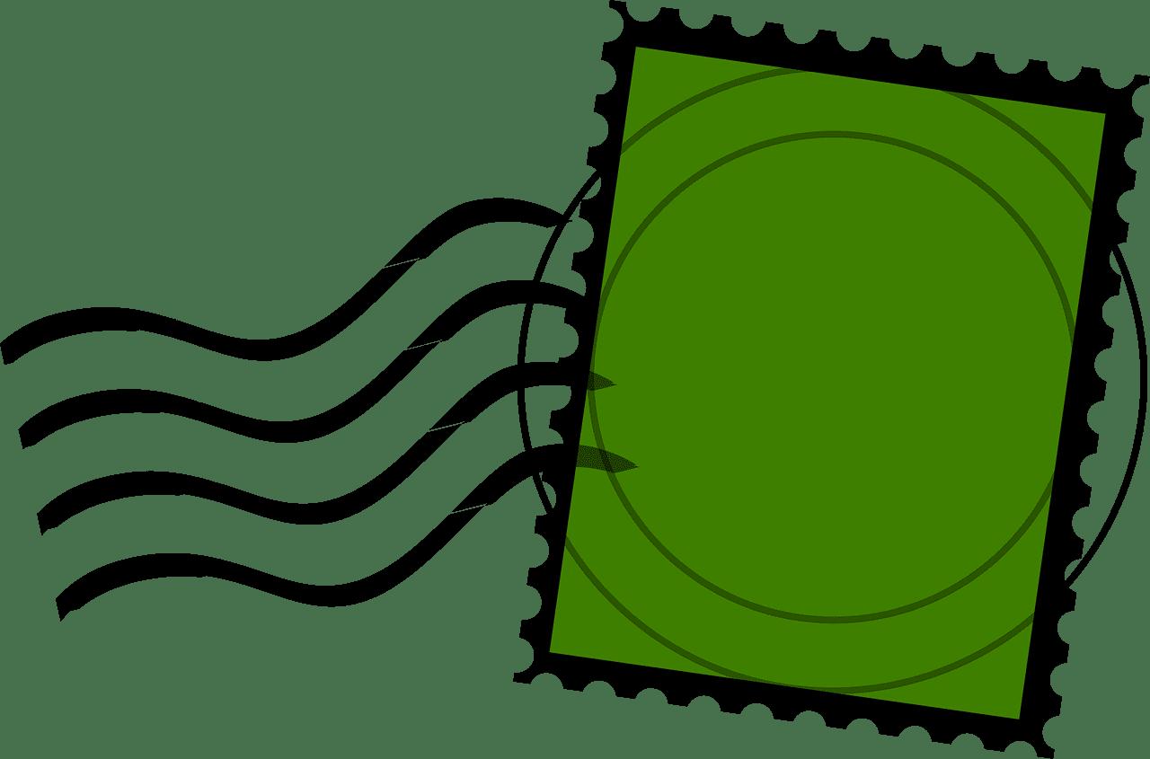 Stamp clipart transparent 9