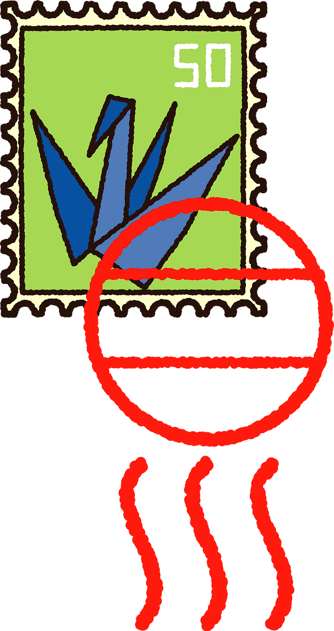 Stamp clipart transparent background 3