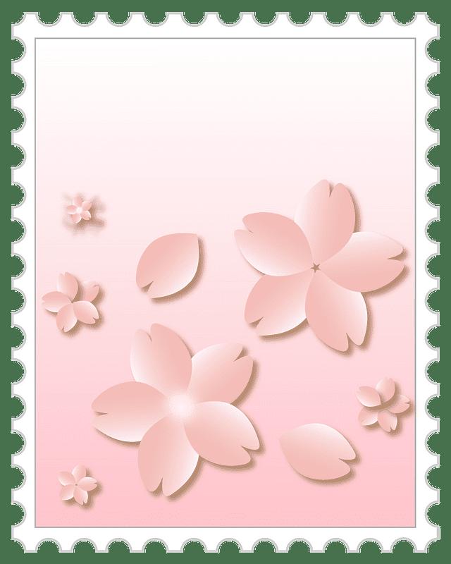Stamp clipart transparent background 4
