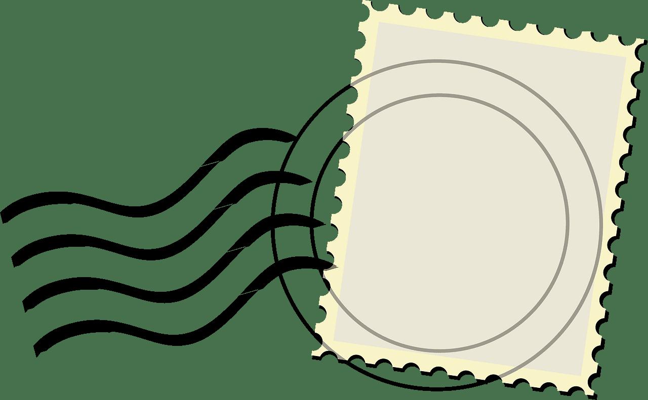 Stamp clipart transparent background 6