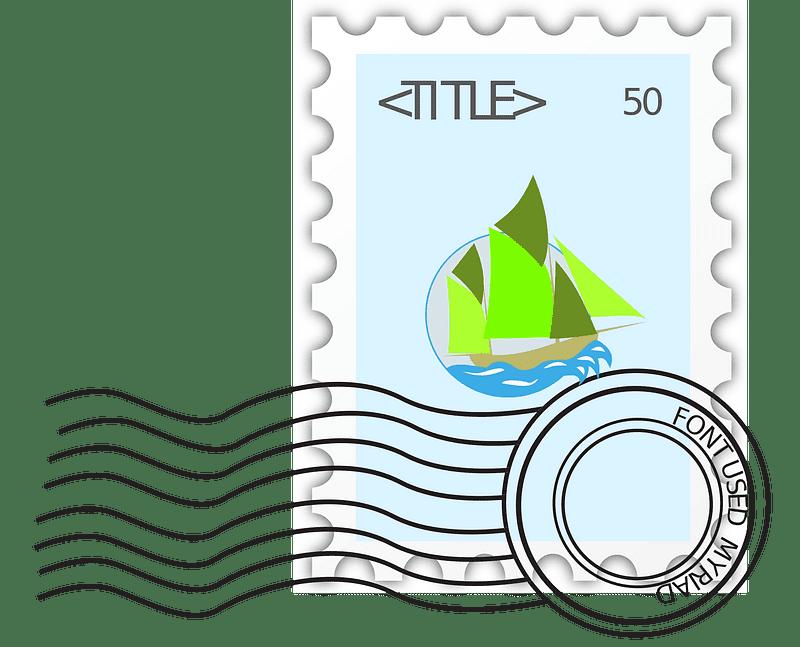 Stamp clipart transparent download