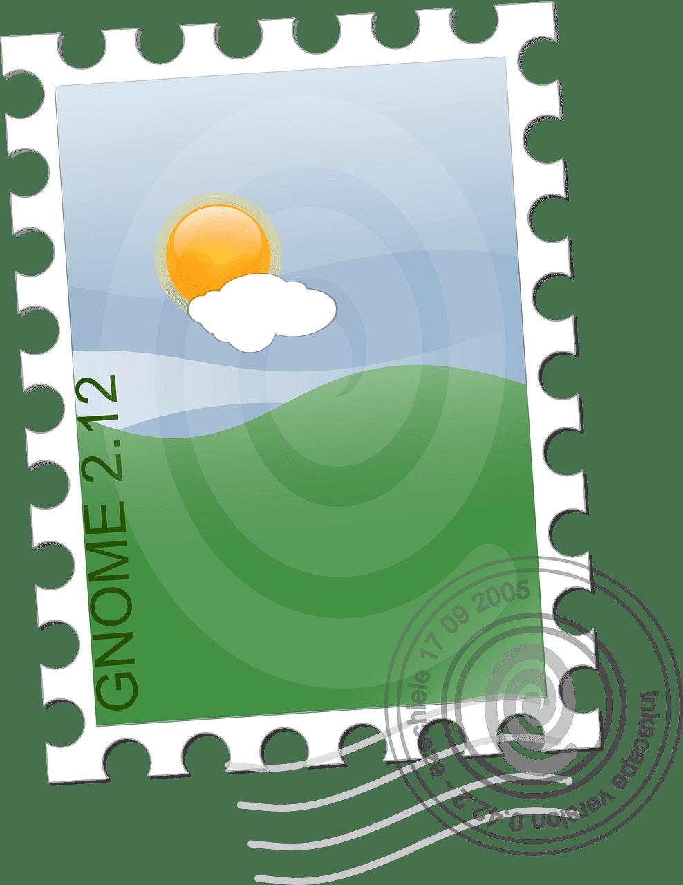 Stamp clipart transparent picture